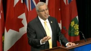 Ontario legislature resumes after winter break