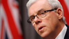 Selinger says he is leaving politics March 7. (File image)
