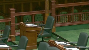 Patrick Brown's seat in legislature
