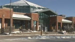 Lethbridge Police responded to the food court area  at Park Place Mall on Sunday for a gun complaint.