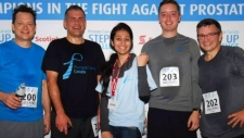 Step Up Challenge to battle prostate cancer