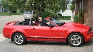 Kirsten Spek is searching for this Mustang