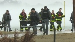 Two people pulled from Detroit River