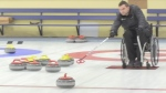 Paralympic curler turns tragedy into triumph
