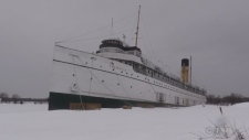 Midland to hear proposal for S.S. Keewatin