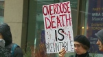 Activists call for decriminalization of drug use