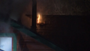 Neighbours recall fire at New Westminster home