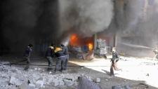 CTV National News: Horrifying violence in Syria
