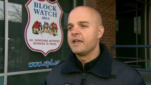 Const. Jason Doucette told CTV Vancouver on Tuesday that he was taken aback by one driver's excuse.