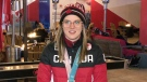 Gold medalist Cassie Sharpe gains support from Rya