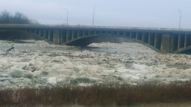 Brantford residents being evacuated due to flooding