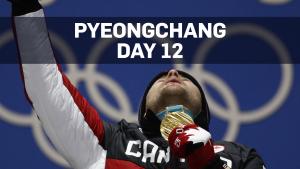 Pyeongchang: Day 12