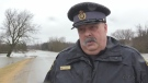 Extended: Police speak on car in river
