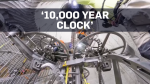 Gigantic clock to keep time for 10,000 years