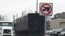 CTV Windsor: Illegal truck traffic
