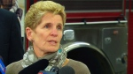 Extended: Ontario premier on flooding