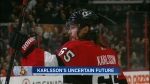 Karlsson's uncertain future