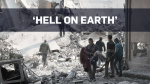 U.N. chief calls Syria war zone 'hell on Earth'