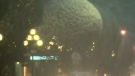 Snow snarls traffic, warning issued for Victoria