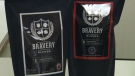 Heather Heystek has started bravery blends to support first responders suffering from PTSD and their families.