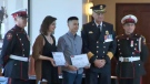 The 2018 Beyond the Call luncheon recognized the courage and bravery of Calgarians during emergency situations