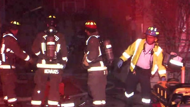 One dead, one injured after fire in Toronto basement apartment