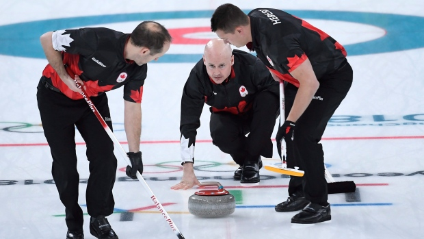 US upsets Canada in curling semifinals