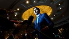 Trudeau in India