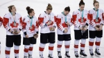 CTV News in Pyeongchang: Canada dethroned in women