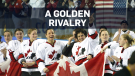Canada, U.S. women's hockey rivals since '98