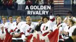 Canada, U.S. women's hockey rivals since '98