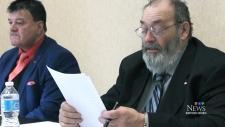 No disciplinary action for Sudbury councillor