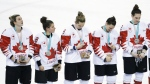 Team Canada settles for silver