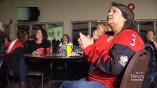 Ste. Anne cheers on hometown hockey heroes