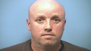 This photo provided by Shelby county jail shows William Jeffrey West.   (Shelby county jail via AP)