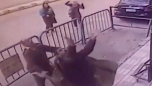 CTV News Channel: Police make daring catch