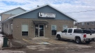 The dental office of Dr. Joe Philip can be seen in Orillia, Ont. on Wednesday, Feb. 21, 2018. (Mike Walker/ CTV Barrie)