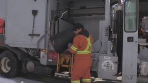Sault Ste. Marie employs 4 waste collectors