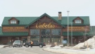 Cabela's, a hunting and fishing shop in Moncton, is closing its doors for good.