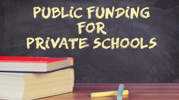 public funding for private schools