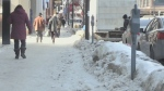 Parking meters make snow clearing challenging