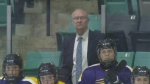 Longtime Laurier coach calls it a career