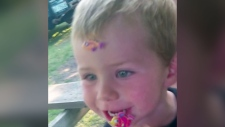 Kaden Young, 3, has been missing since early Wednesday.