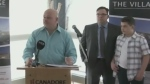 Canadore project gets local boost