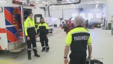 A poll reveals paramedics preferred for 911 calls