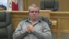 Timmins city councillor Rick Dubeau