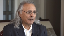 Ujjal Dosanjh discusses controversial photo