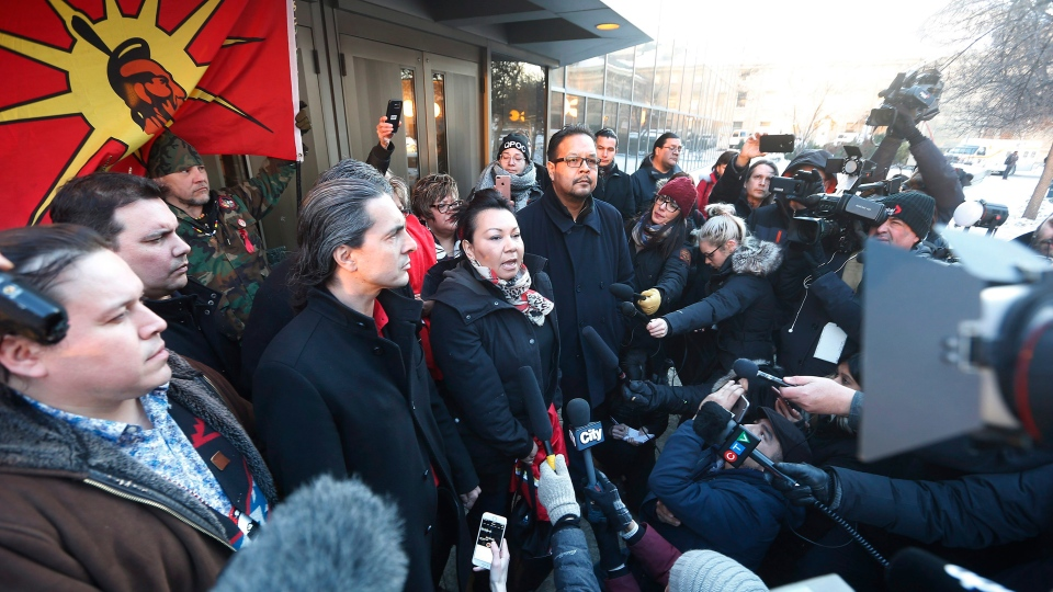 Indigenous leaders react to the verdict