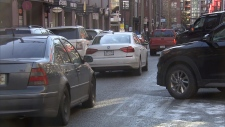Rally against removal of Yaletown parking spots
