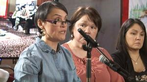 CTV National News: Aglukark shares story